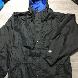 Vintage Helly Hansen Nylon Parka Tec Jacket MEDIUM